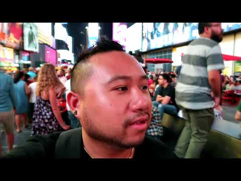 Vlog #128 - Union square, soho, Times Square and back to Astoria Queens