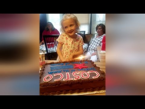 5-Year-Old Girl's Dream Comes True With Costco-Themed Birthday Party