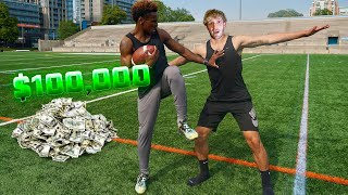 DEAR LOGAN PAUL, I'M CALLING YOU OUT.. RACE ME FOR $100,000!