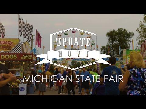 Update Novi: Michigan State Fair