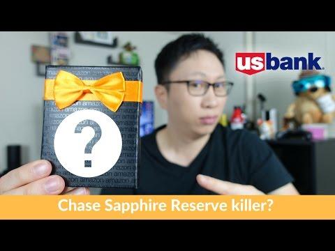 Chase Sapphire Reserve killer? U.S. Bank Altitude Reserve rumors