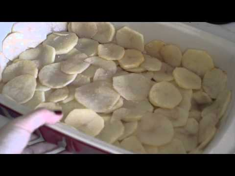 Meat-and-Potato Casserole