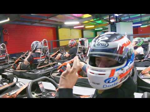 Will Davison & Tekno Autosports Grand Prix at Slideways Go Karting Gold Coast Nerang