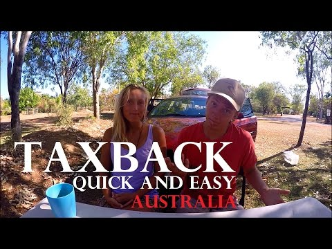 BACKPACKER TAXBACK AUSTRALIA - Hilfe zur Steuererklärung HOW TO GET YOUR TAX BACK QUICK - CLAIM EASY