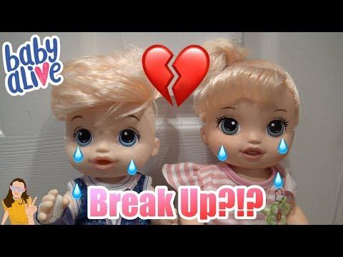 Baby Alive Break Up?!? | Kelli Maple