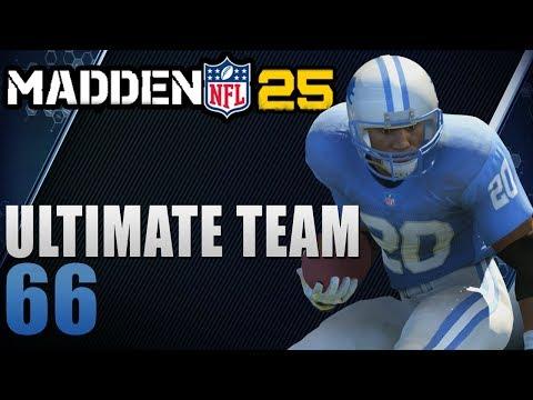 Madden 25 Ultimate Team Next-Gen : Ultimate Legend Barry Sanders!!! Ep.66