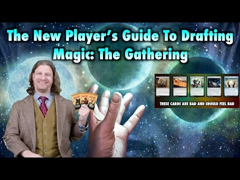MTG - The New Player's Guide To Drafting Magic: The Gathering Cards