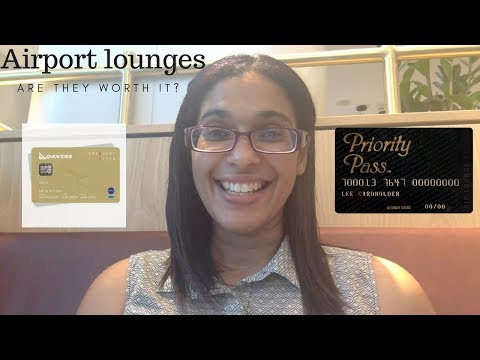 Should you get airport lounge access?