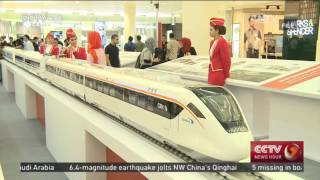 China begins building Indonesia high-speed railway