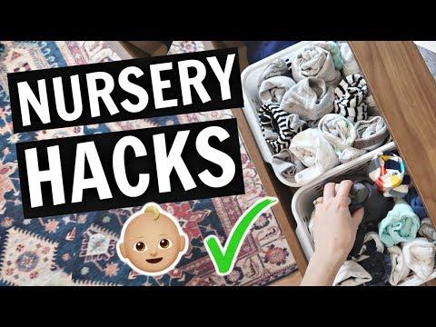 Xxx Mp4 Nursery Hacks Every Mom Should Know BONUS Nursery Tour 3gp Sex