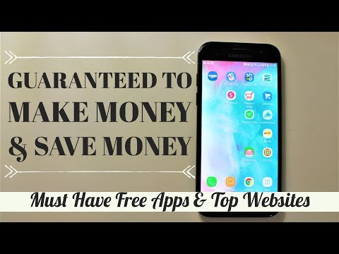 Earn money | Get freebies | Find Discounts - Via Apps & Websites |  With Becca Boo