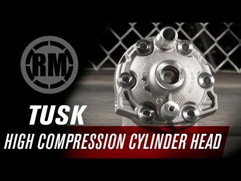 Tusk Dirt Bike High Compression Cylinder Head