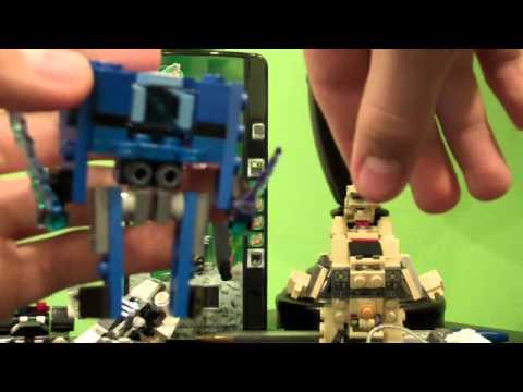 lego transformers mini shockwave