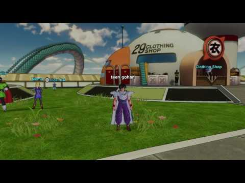 How to make teen gohan in DBX
