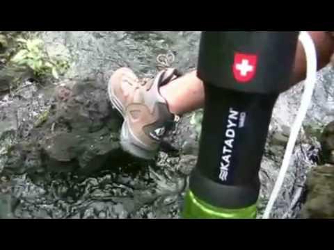 Katadyn - Vario: Pump Water Microfilter - CAMP-175