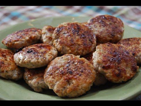 Fresh Ground Pork Breakfast Sausage