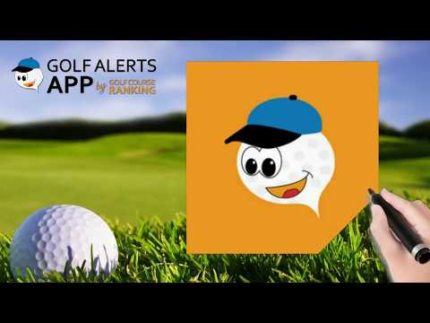 Golf Alerts App Introduction for Golf Course Managers & Owners
