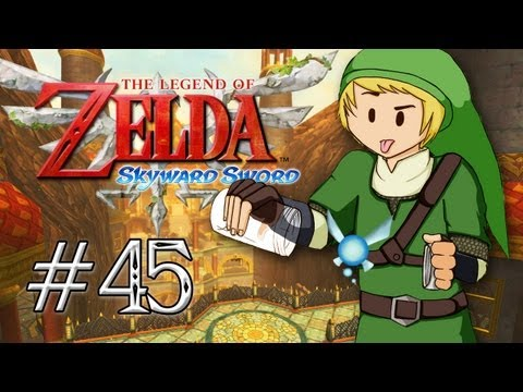 Zelda Skyward Sword - N, N, N, Nothing On You Link!