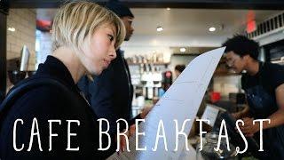 Download カウンターで注文!L.A.のカフェで朝食☀️〔#512〕 Video