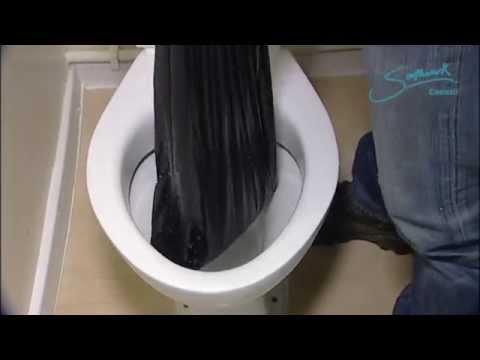 Fix It At Home - Unblock a toilet