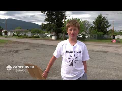 CBC News Vancouver: Acts of kindness abound in flood-damaged Grand Forks