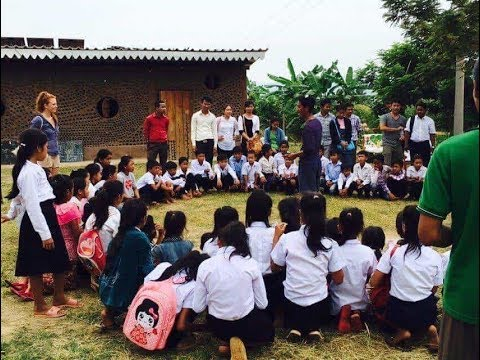 Our Sustainable Free Education Center in Cambodia