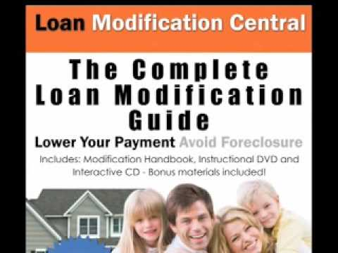 Loan Modification-Here's How to Apply Now