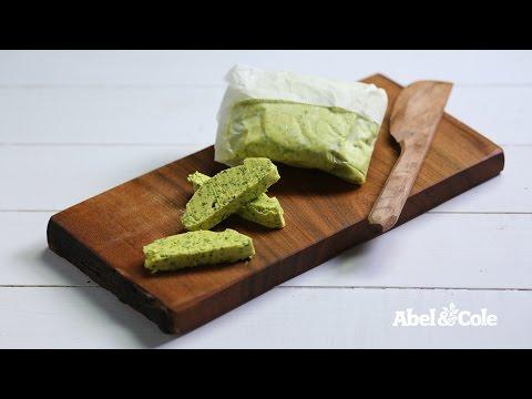 Wild Garlic Butter   Abel & Cole