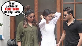 Tanushree Dutta Feels EMBARRASSED & JEALOUS Of Sis Ishita Dutta At Vatsal Seth's B'day Celebration