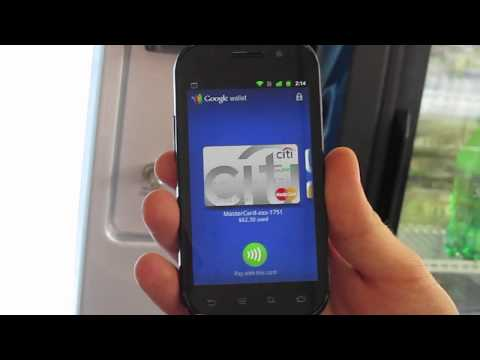 Google Wallet Demo