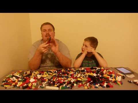 Lego build off with the Dual Weirdos
