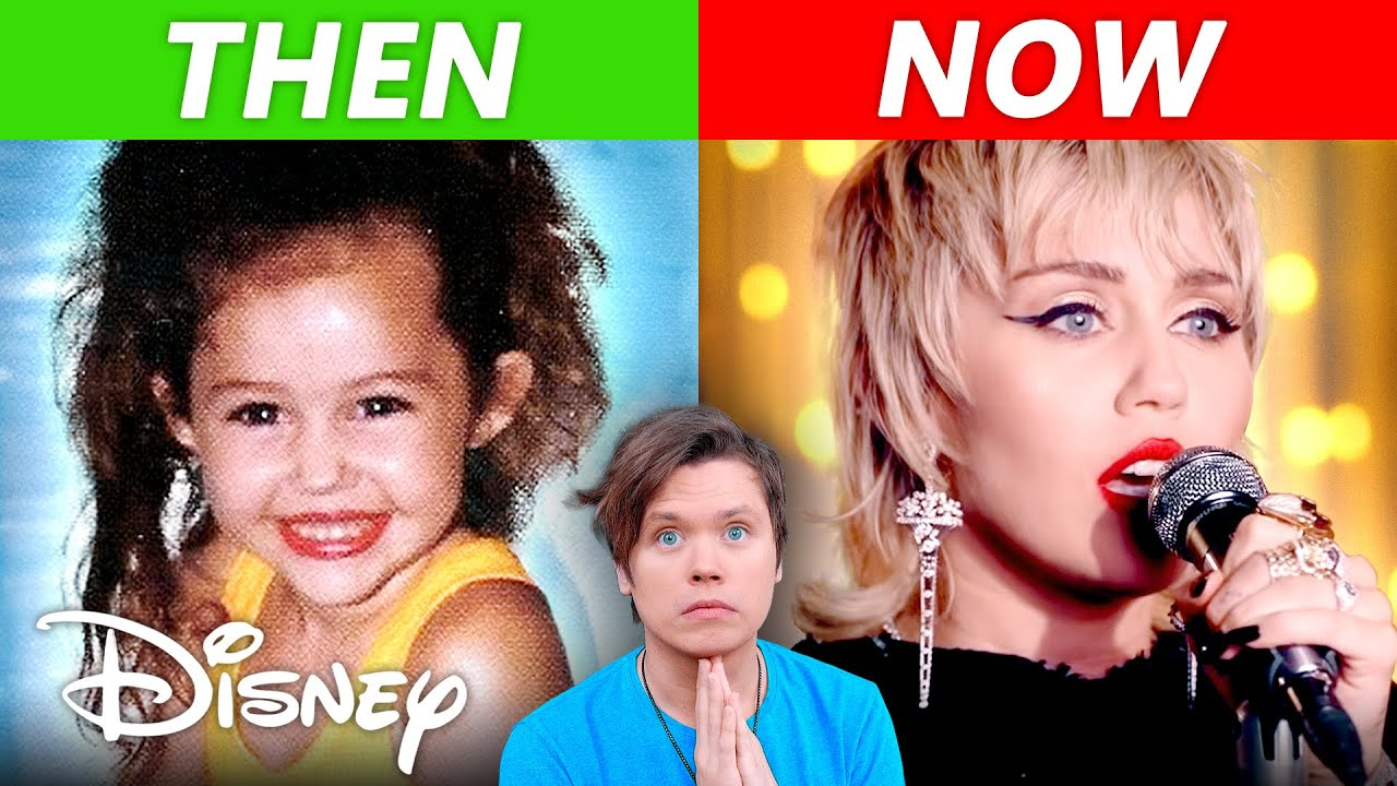Singers' Voices as Kids vs Now