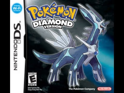 Pokémon Diamond    Download in Android Device without any Emulator!!!!!!!!