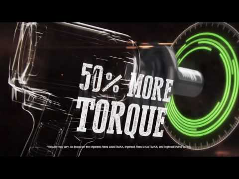 Ingersoll Rand PowerSocket® adds up to 50% more torque
