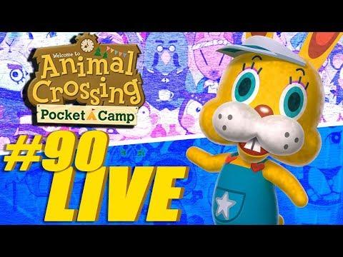 Eggys Eggys Eggys?! Animal Crossing: Pocket Camp Live Stream