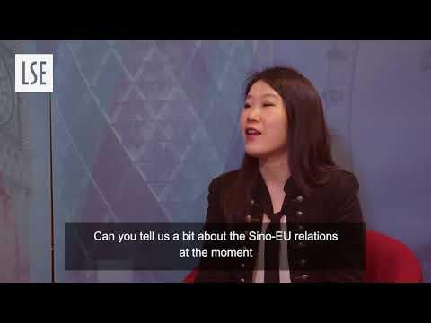 LSE Research in Mandarin | China UK Relationship