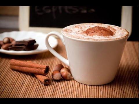 How to make hazelnut coffee