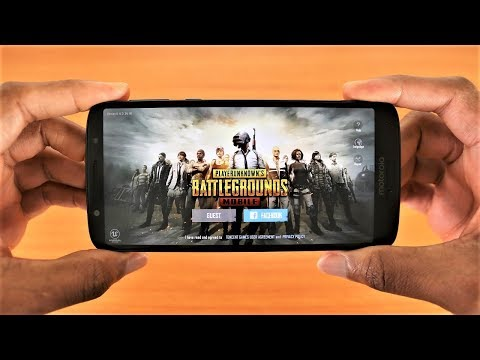 Moto G6 Plus Gaming Test - High Graphics Games