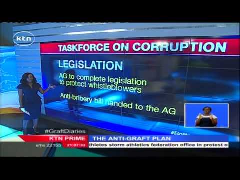President Uhuru announces what could be his most drastic set of steps to deal with corruption