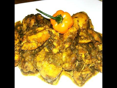 Trini Curry Chicken: My Version | Taste of Trini