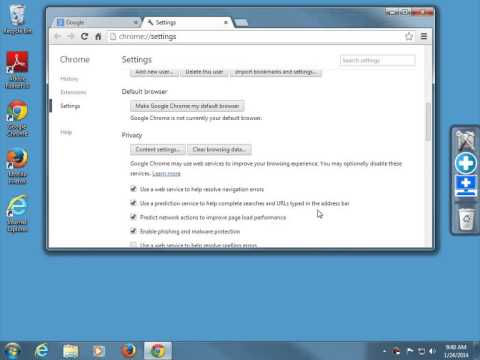 How to delete saved passwords in Chrome