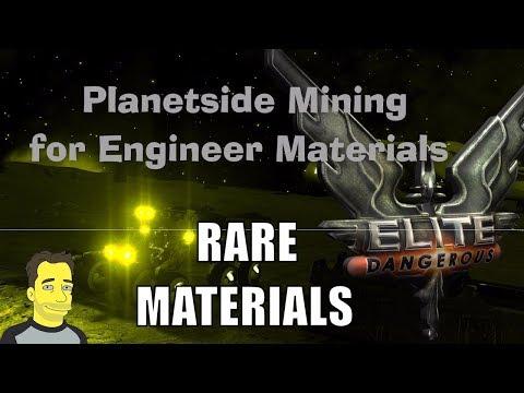 Elite Dangerous : SRV - Mining planets (a quick guide)