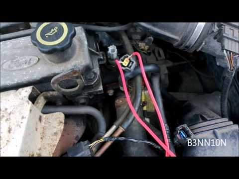Ford Escort Fan Not Working and Temperature Gauge not working Cheat Fix Remedy How to