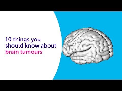 Brain tumour facts: 10 things you should know about brain tumours