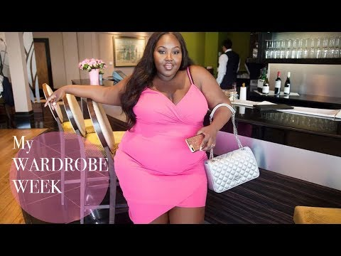 iTs NoT fLaTtErInG oN yOu! A REALISTIC WEEK IN MY WARDROBE VLOG!