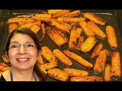 ★ MAKE THE BEST ROASTED CARROTS! Recipe by Sprig Barton - Great with any Roast