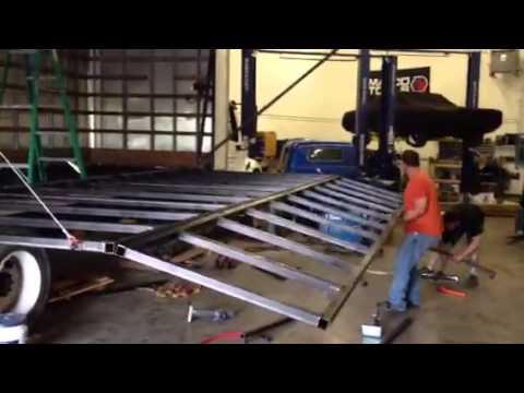 Mobile Stage - Construction v1