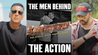 Behind The Scenes - Sooryavanshi | Akshay Kumar | Katrina Kaif | Rohit Shetty | 27th March 2020