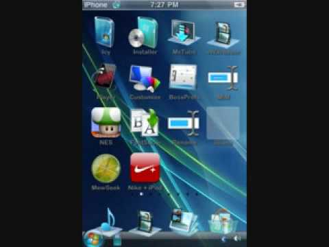 top iphone winterboard themes