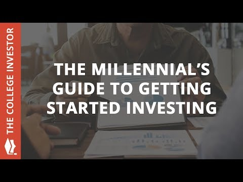 The Millennial's Guide To Getting Started Investing